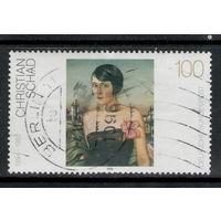 Германия/1994/ Живопись / Картины 20-ого Столетия / Michel # DE 1748