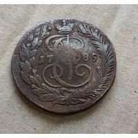 2 копейки  1789 год