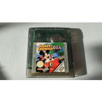 Mickey's Speedway USA Nintendo Gameboy Color