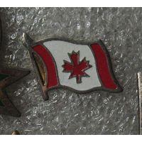 Флаг Канады (На цанге)