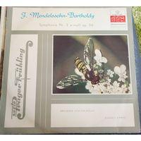 Мендельсон Mendelssohn-BartholdySymp Nr.3