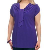 Р.62 Оригинальная фиолетовая блузка OLSI, очень стильная