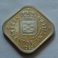 5 центов, Нидерландские Антильские острова, (Антиллы) 1983 г., AU