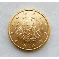 50 евроцентов Сан-Марино 2015