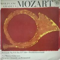 W. A. MOZART/Serenade 9 D-dur KV 320/1968, Germany, LP, EX