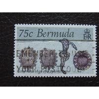 Бермудские острова 1992 г.