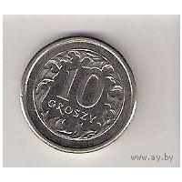 Польша, 10 groszy, 2000 (*1)