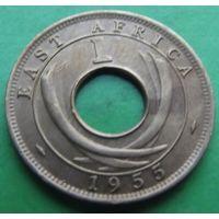 Восточная африка. 1 цент 1955