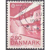 Дания Европа-Септ 1987 год