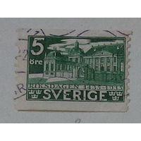 Парламент. Швеция. Дата выпуска:1935-01-10