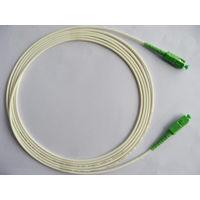 Волоконно-оптический кабель 40м, оптический патч-корд (xPON, GPON), SC/APC-SC/APC, Simplex, SM. 2 штуки