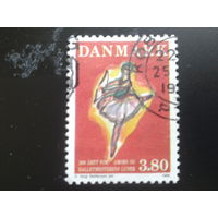 Дания 1986 балет