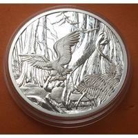 КАНАДА Proof 20 долларов 2005 г СЕРЕБРО (999) Национальные Парки Тихоокеанский край