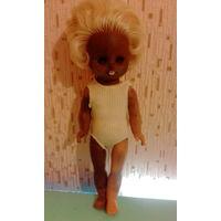Кукла гдр с разным цветом кожи