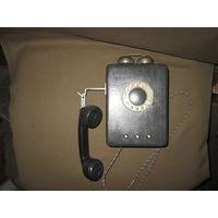 С 1 рубля!Телефон-ключница.Стилизован под телефон 19 века.