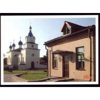 Мир Свято-Троицкая церковь с аптекой
