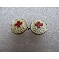 Знак. Красный Крест СССР. цена за 1 шт.