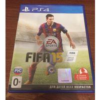 Игра для PS4 -FIFA 15
