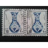 Египет 1990 двуручный кувшин, малый размер пара