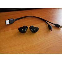 Беспроводная Bluetooth-гарнитура (наушники JBL) Free X2 черные