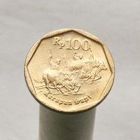Индонезия 100 рупий 1991