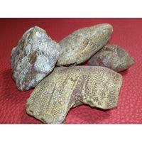 ЯНТАРЬ-. Камень Природный - 120 грамм. Балтика..// по 1уе.гр. //