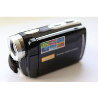 Видеокамера Sony. (Sony digital video camera Slim 16 megapixel)