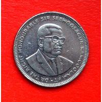35-26 Маврикий, 1 рупия 2010 г.
