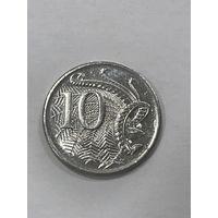 10 центов, 2003 г., Австралия
