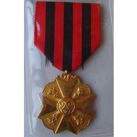 Бельгия.Гражданский Знак Отличия за Долговременную Административную Службу Медаль 1-го класса
