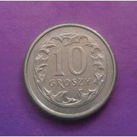 10 грошей 1993 Польша #02