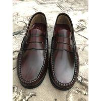 Туфли мокасины Испания кожа 43 размер