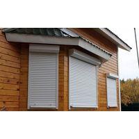 Роллеты Alutech защитные AER на окна,проёмы(степень защиты P3,P4,P5)