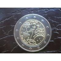 Мальта 2020 2 евро Игры UNC из ролла