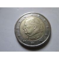 2 евро, Бельгия 2010 г.