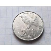 Индонезия 200 рупий, 2003
