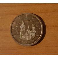 2 евроцента 2013 Испания