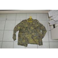Камуфляжная куртка офицера-десантника конца 80-х.р52-з. Предположительно из югославской ткани.