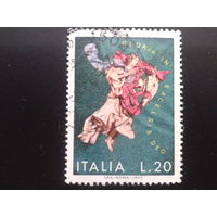 Италия 1972 Рождество