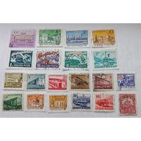 Венгрия. Сборный лот 1. 20 марок.