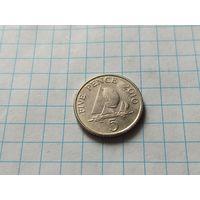 Гернси 5 пенсов, 2010