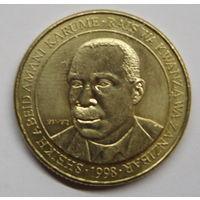 Занзибар 200 шиллингов 1998 г
