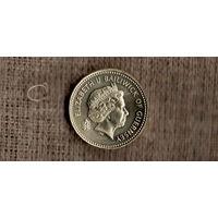 Гернси 1 фунт 2003 /MY/