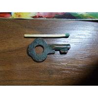 Ключик старинный