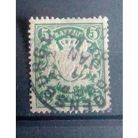 Бавария Германия 1890г Mi61