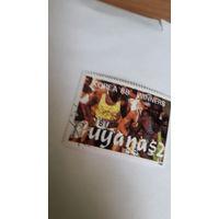 Гвиана марки