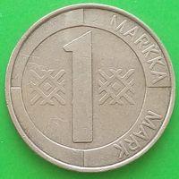 1 марка 1993 ФИНЛЯНДИЯ - Новый тип