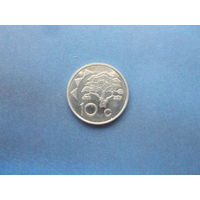 10 центов 2002 намибия