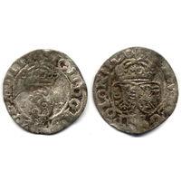 Шеляг 1590 IF, Сигизмунд III Ваза, Олькуш. R