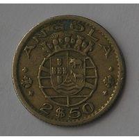 Порт. Ангола 2,5 Эск. 1956 (77)